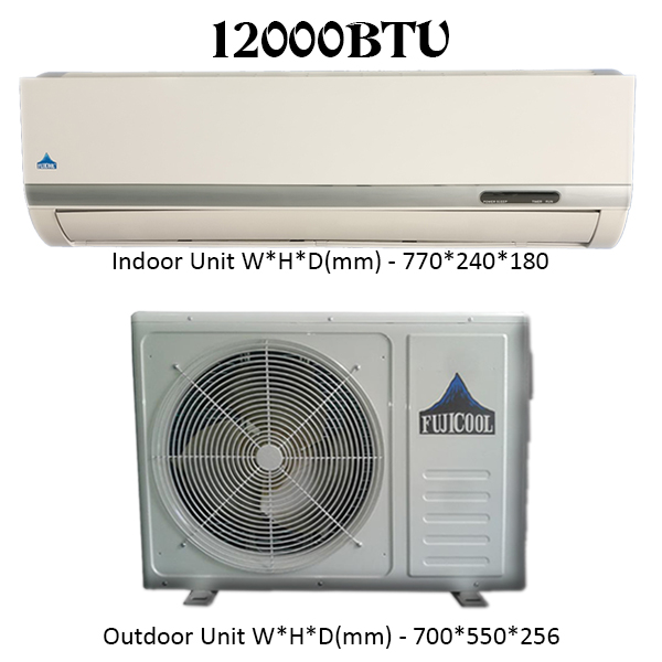 Wall mounted split type air conditioner 12000btu sri lanka for Split type ac