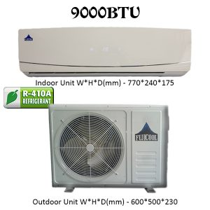 Wall Mounted 9000BTU
